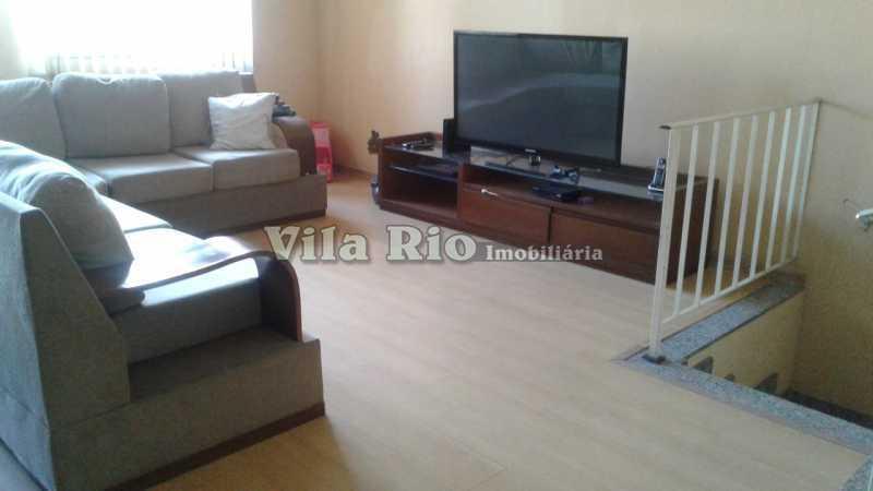 SALA 1 - Casa em Condomínio 3 quartos à venda Vila da Penha, Rio de Janeiro - R$ 600.000 - VCN30011 - 1