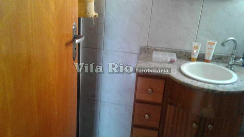 BANHEIRO 1 - Casa em Condomínio 3 quartos à venda Vila da Penha, Rio de Janeiro - R$ 600.000 - VCN30011 - 8
