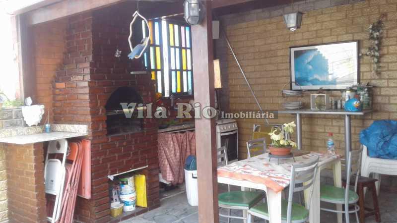 CHURRASQUEIRA - Casa em Condomínio 3 quartos à venda Vila da Penha, Rio de Janeiro - R$ 600.000 - VCN30011 - 12