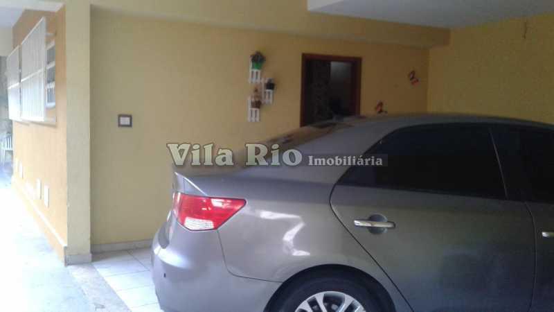 GARAGEM 2 - Casa em Condomínio 3 quartos à venda Vila da Penha, Rio de Janeiro - R$ 600.000 - VCN30011 - 14