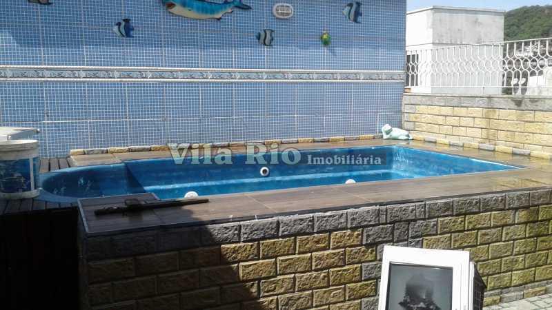 PISCINA 1 - Casa em Condomínio 3 quartos à venda Vila da Penha, Rio de Janeiro - R$ 600.000 - VCN30011 - 16