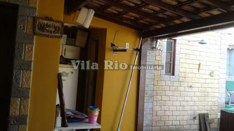 TERRAÇO - Casa em Condomínio 3 quartos à venda Vila da Penha, Rio de Janeiro - R$ 600.000 - VCN30011 - 18