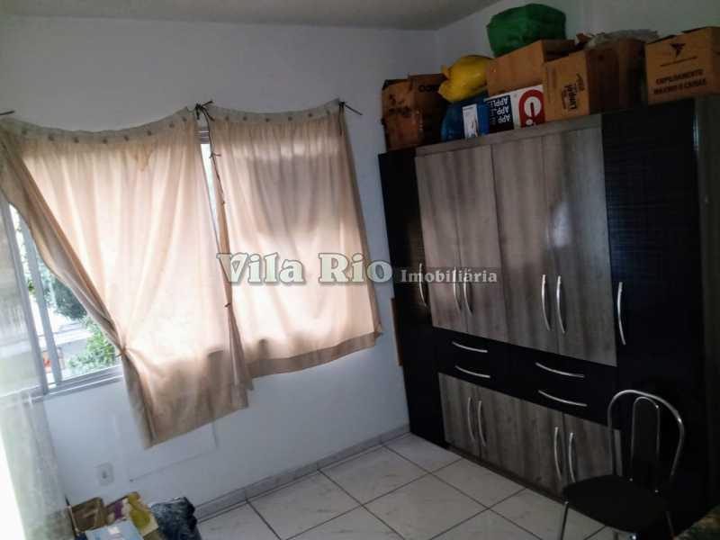 QUARTO 1. - Apartamento 2 quartos à venda Copacabana, Rio de Janeiro - R$ 690.000 - VAP20672 - 5