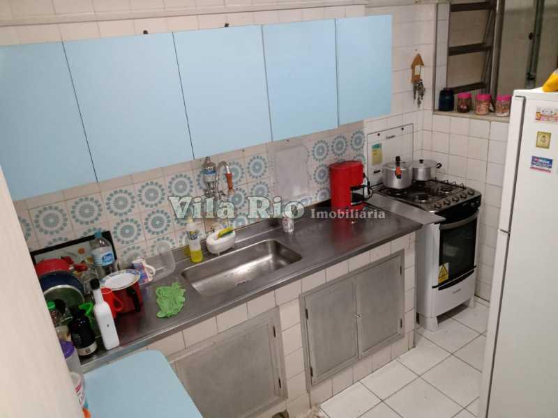 COZINHA. - Apartamento 2 quartos à venda Copacabana, Rio de Janeiro - R$ 690.000 - VAP20672 - 11