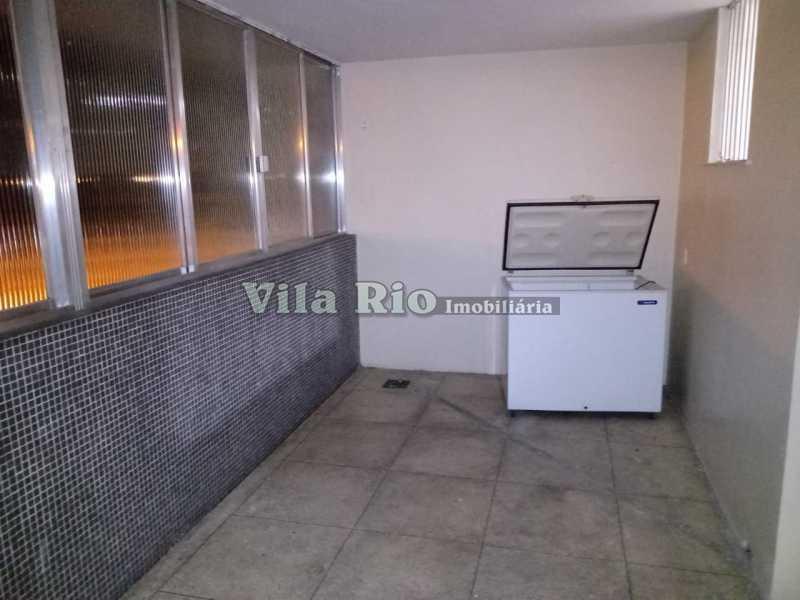 COZINHA SALÃO FESTAS.. - Apartamento 2 quartos à venda Copacabana, Rio de Janeiro - R$ 690.000 - VAP20672 - 14
