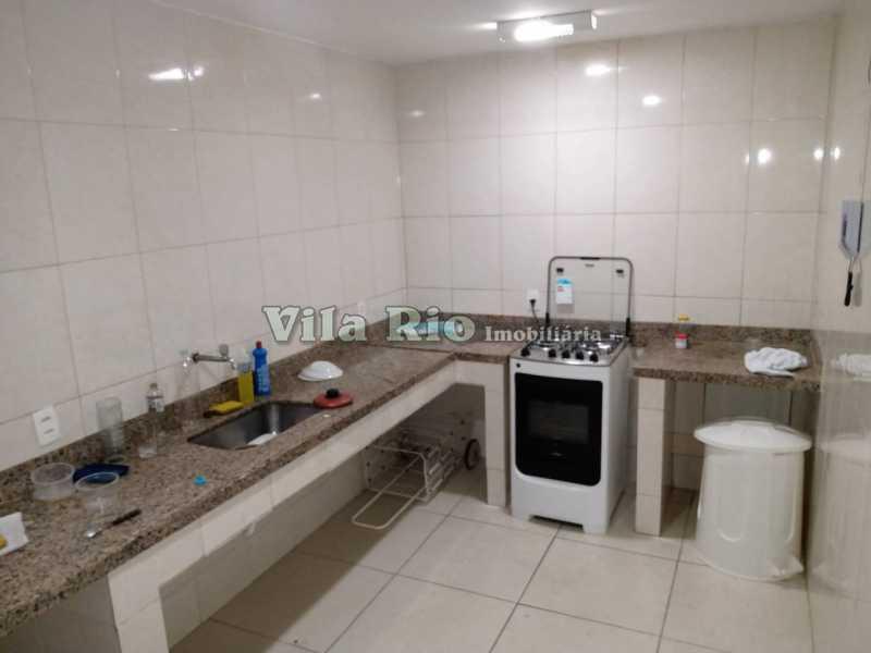 COZINHA SALÃO FESTAS. - Apartamento 2 quartos à venda Copacabana, Rio de Janeiro - R$ 690.000 - VAP20672 - 15