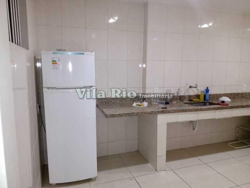 COZINHA SALÃO FESTAS1. - Apartamento 2 quartos à venda Copacabana, Rio de Janeiro - R$ 690.000 - VAP20672 - 16