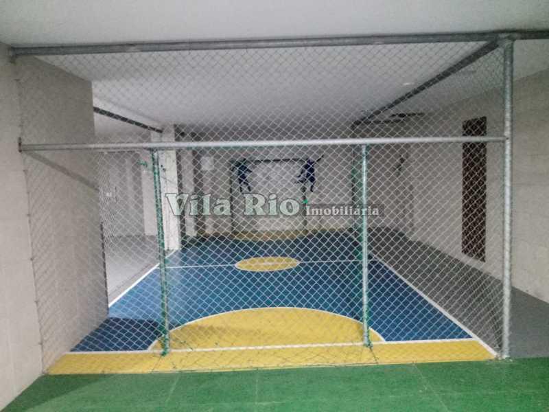 QUADRA. - Apartamento 2 quartos à venda Copacabana, Rio de Janeiro - R$ 690.000 - VAP20672 - 23