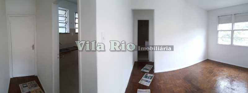 SALA 2. - Apartamento 1 quarto à venda Engenho da Rainha, Rio de Janeiro - R$ 130.000 - VAP10059 - 3