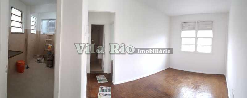 SALA 3. - Apartamento 1 quarto à venda Engenho da Rainha, Rio de Janeiro - R$ 130.000 - VAP10059 - 4