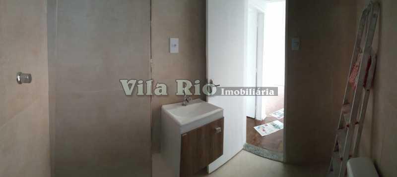 BANHEIRO 2. - Apartamento 1 quarto à venda Engenho da Rainha, Rio de Janeiro - R$ 130.000 - VAP10059 - 11