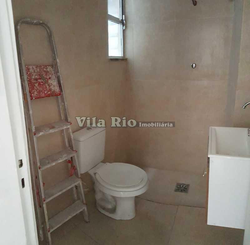 BANHEIRO 3. - Apartamento 1 quarto à venda Engenho da Rainha, Rio de Janeiro - R$ 130.000 - VAP10059 - 12