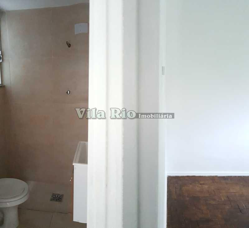 BANHEIRO 4. - Apartamento 1 quarto à venda Engenho da Rainha, Rio de Janeiro - R$ 130.000 - VAP10059 - 13