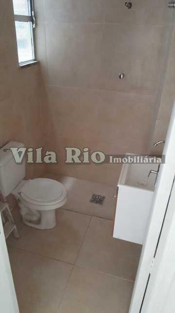 BANHEIRO 5. - Apartamento 1 quarto à venda Engenho da Rainha, Rio de Janeiro - R$ 130.000 - VAP10059 - 14