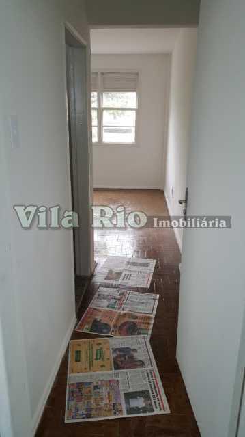 CIRCULAÇÃO 1. - Apartamento 1 quarto à venda Engenho da Rainha, Rio de Janeiro - R$ 130.000 - VAP10059 - 15