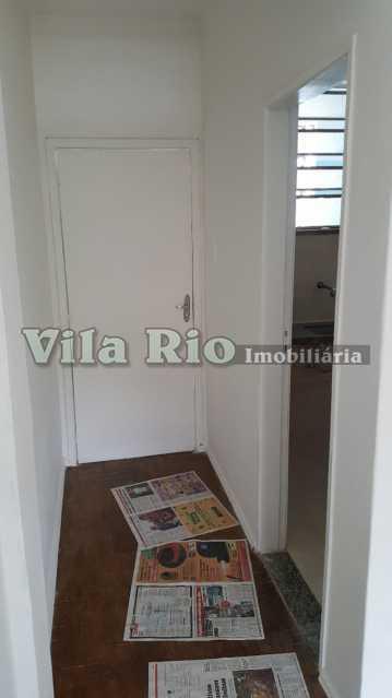 CIRCULAÇÃO 2. - Apartamento 1 quarto à venda Engenho da Rainha, Rio de Janeiro - R$ 130.000 - VAP10059 - 16