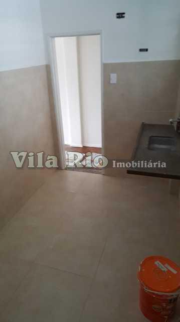 COZINHA 3. - Apartamento 1 quarto à venda Engenho da Rainha, Rio de Janeiro - R$ 130.000 - VAP10059 - 19