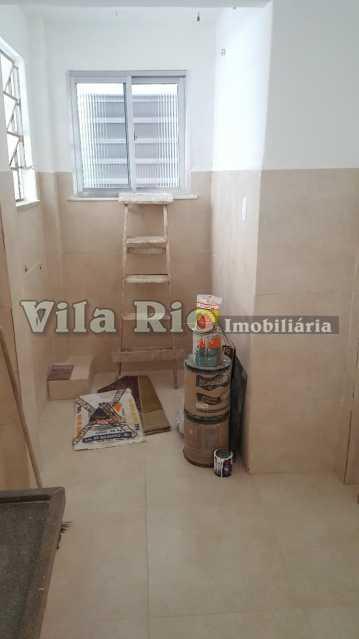 COZINHA 7. - Apartamento 1 quarto à venda Engenho da Rainha, Rio de Janeiro - R$ 130.000 - VAP10059 - 23