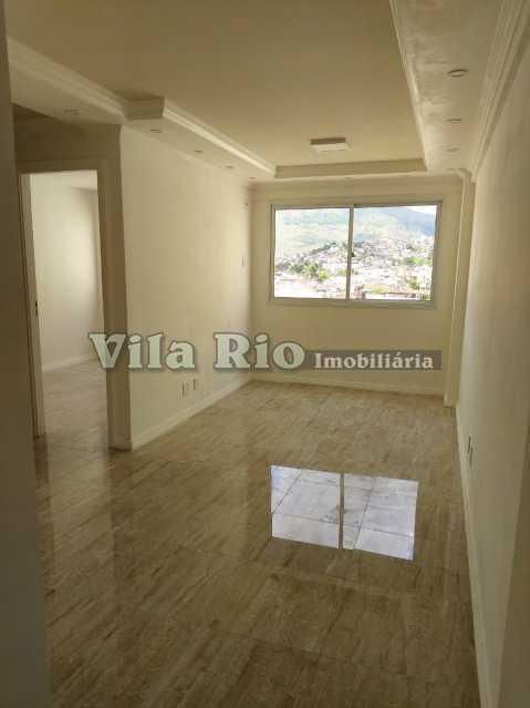SALA 1. - Apartamento 3 quartos à venda Quintino Bocaiúva, Rio de Janeiro - R$ 299.000 - VAP30200 - 1