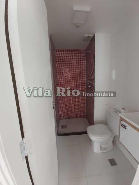 BANHEIRO 1. - Apartamento 3 quartos à venda Quintino Bocaiúva, Rio de Janeiro - R$ 299.000 - VAP30200 - 14
