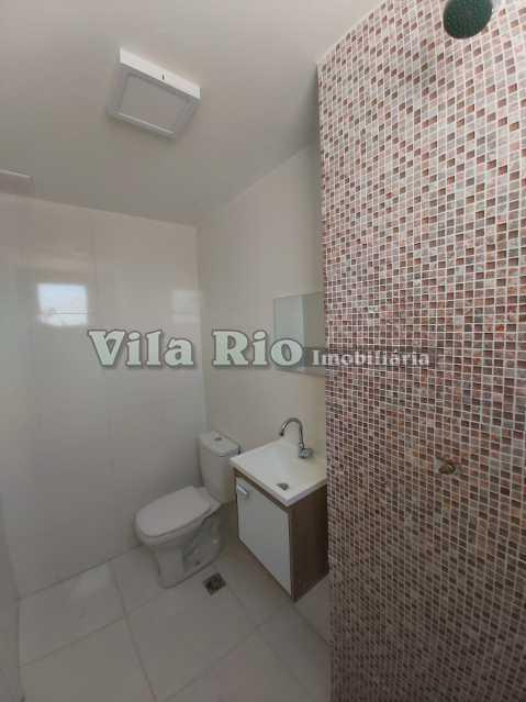BANHEIRO 3. - Apartamento 3 quartos à venda Quintino Bocaiúva, Rio de Janeiro - R$ 299.000 - VAP30200 - 16