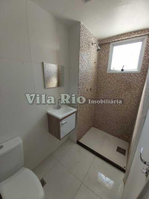 BANHEIRO 8. - Apartamento 3 quartos à venda Quintino Bocaiúva, Rio de Janeiro - R$ 299.000 - VAP30200 - 21