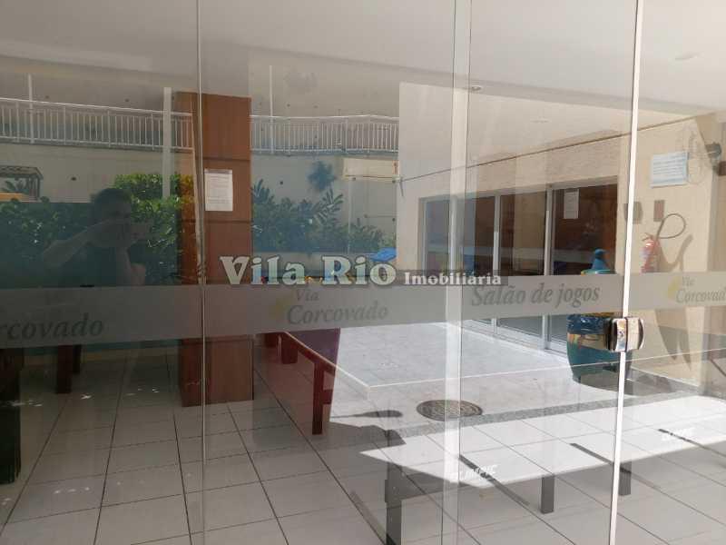 SALÃO JOGOS. - Apartamento 3 quartos à venda Quintino Bocaiúva, Rio de Janeiro - R$ 299.000 - VAP30200 - 28