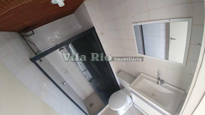 BANHEIRO. - Apartamento 2 quartos à venda Praça Seca, Rio de Janeiro - R$ 159.000 - VAP20673 - 9