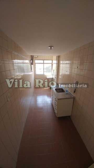 COZINHA 1. - Apartamento 2 quartos à venda Praça Seca, Rio de Janeiro - R$ 159.000 - VAP20673 - 10