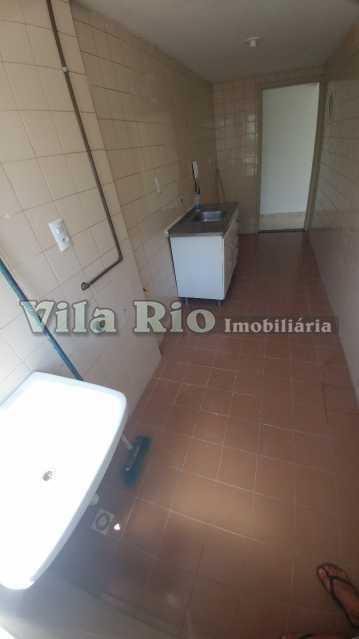 COZINHA 2. - Apartamento 2 quartos à venda Praça Seca, Rio de Janeiro - R$ 159.000 - VAP20673 - 11