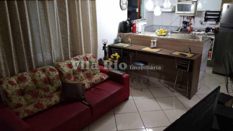 Sala.2 - Casa em Condomínio 3 quartos à venda Vista Alegre, Rio de Janeiro - R$ 470.000 - VCN30012 - 4