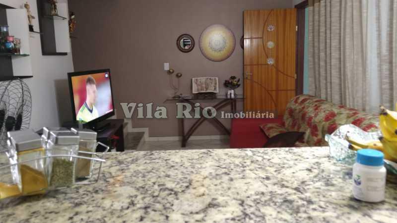 Sala.3 - Casa em Condomínio 3 quartos à venda Vista Alegre, Rio de Janeiro - R$ 470.000 - VCN30012 - 5