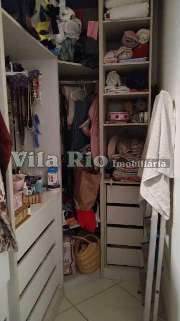 Closet.1 - Casa em Condomínio 3 quartos à venda Vista Alegre, Rio de Janeiro - R$ 470.000 - VCN30012 - 6