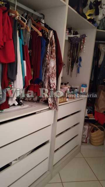 Closet - Casa em Condomínio 3 quartos à venda Vista Alegre, Rio de Janeiro - R$ 470.000 - VCN30012 - 7