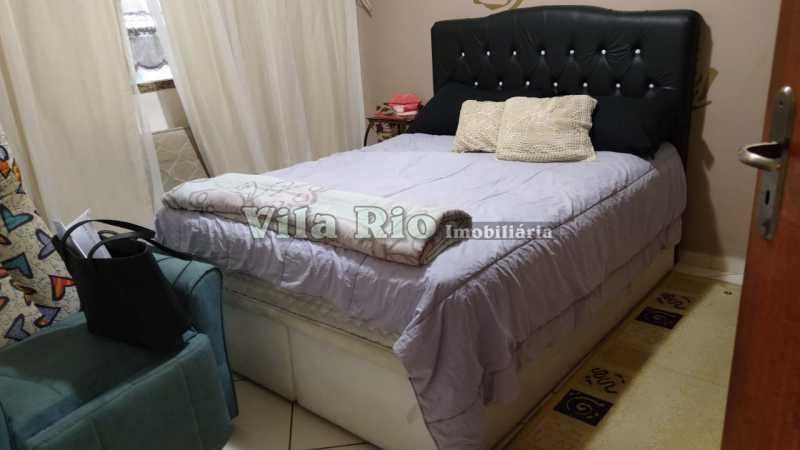 Quarto 1.1 - Casa em Condomínio 3 quartos à venda Vista Alegre, Rio de Janeiro - R$ 470.000 - VCN30012 - 8