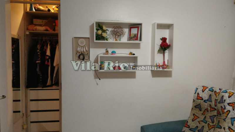 Quarto 1 - Casa em Condomínio 3 quartos à venda Vista Alegre, Rio de Janeiro - R$ 470.000 - VCN30012 - 9