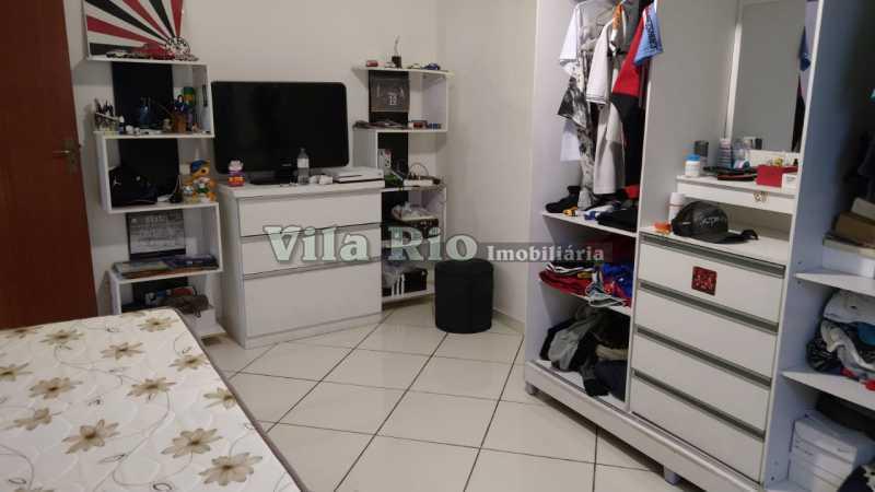 Quarto 2.1 - Casa em Condomínio 3 quartos à venda Vista Alegre, Rio de Janeiro - R$ 470.000 - VCN30012 - 10