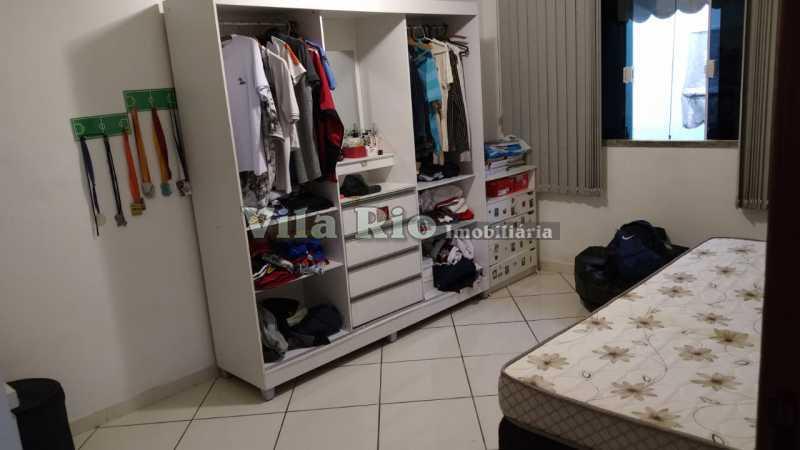 Quarto 2 - Casa em Condomínio 3 quartos à venda Vista Alegre, Rio de Janeiro - R$ 470.000 - VCN30012 - 11