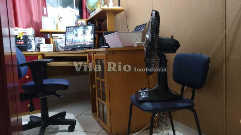 Quarto 3 - escritório.1 - Casa em Condomínio 3 quartos à venda Vista Alegre, Rio de Janeiro - R$ 470.000 - VCN30012 - 12