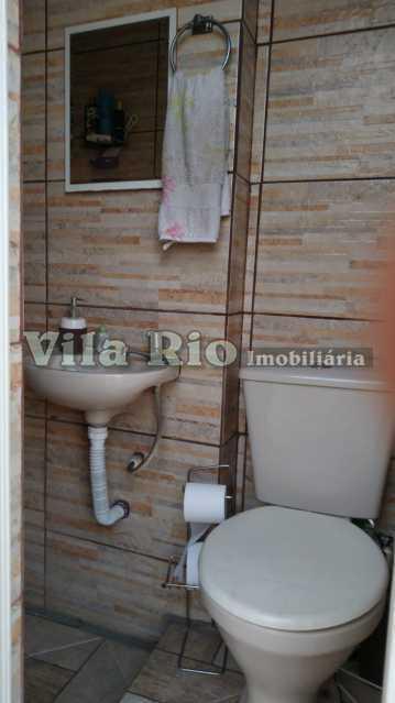 Banheiro terraço - Casa em Condomínio 3 quartos à venda Vista Alegre, Rio de Janeiro - R$ 470.000 - VCN30012 - 15