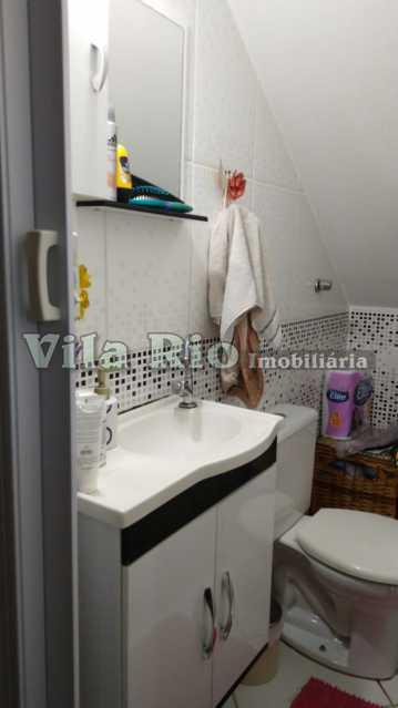 Lavabo - Casa em Condomínio 3 quartos à venda Vista Alegre, Rio de Janeiro - R$ 470.000 - VCN30012 - 16