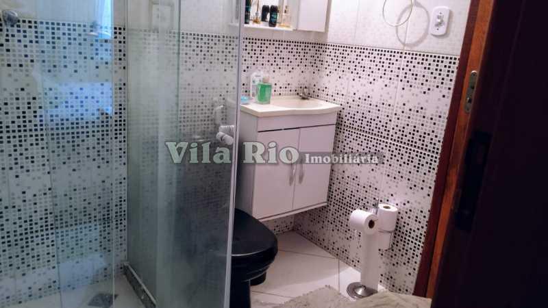 Suíte canadense.1 - Casa em Condomínio 3 quartos à venda Vista Alegre, Rio de Janeiro - R$ 470.000 - VCN30012 - 17
