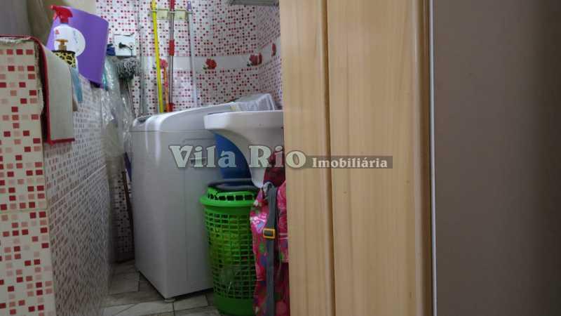 Área de serviço.1 - Casa em Condomínio 3 quartos à venda Vista Alegre, Rio de Janeiro - R$ 470.000 - VCN30012 - 20