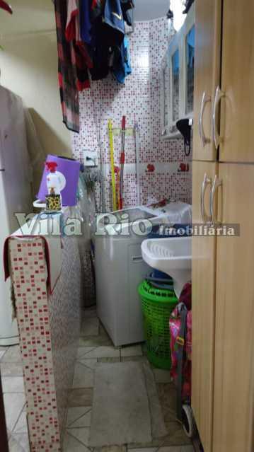 Área de serviço - Casa em Condomínio 3 quartos à venda Vista Alegre, Rio de Janeiro - R$ 470.000 - VCN30012 - 21