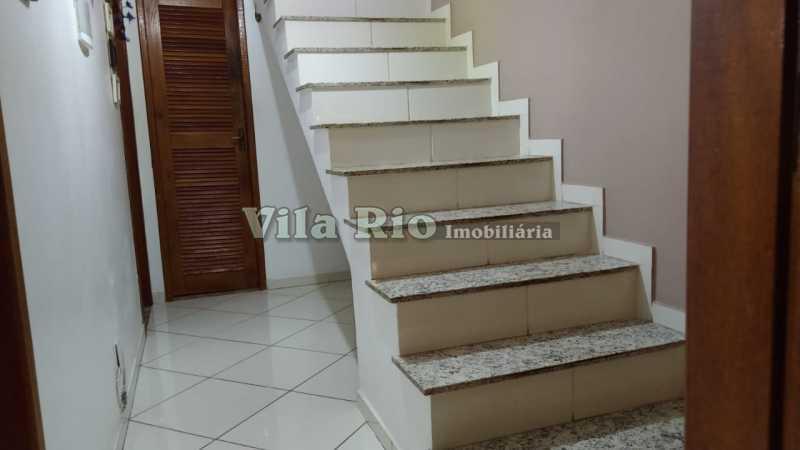 Circulação - Casa em Condomínio 3 quartos à venda Vista Alegre, Rio de Janeiro - R$ 470.000 - VCN30012 - 22