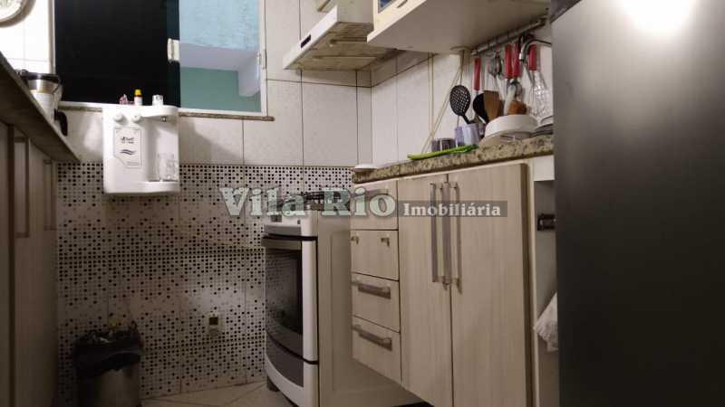 Cozinha.1 - Casa em Condomínio 3 quartos à venda Vista Alegre, Rio de Janeiro - R$ 470.000 - VCN30012 - 23