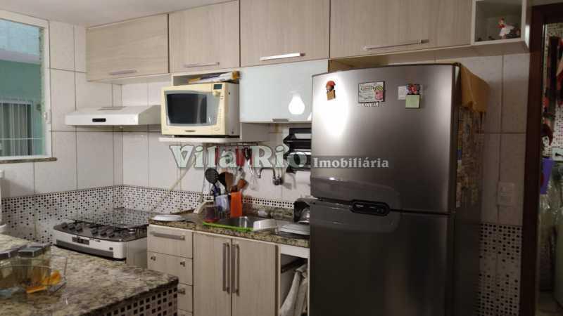 Cozinha.2 - Casa em Condomínio 3 quartos à venda Vista Alegre, Rio de Janeiro - R$ 470.000 - VCN30012 - 24