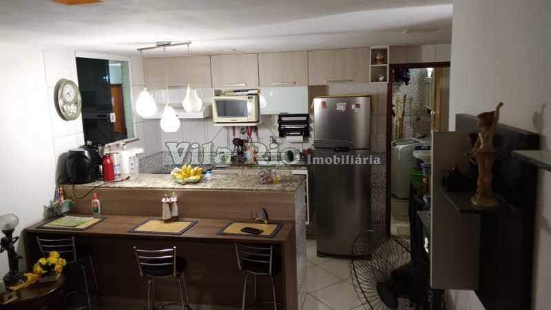 Cozinha - Casa em Condomínio 3 quartos à venda Vista Alegre, Rio de Janeiro - R$ 470.000 - VCN30012 - 26