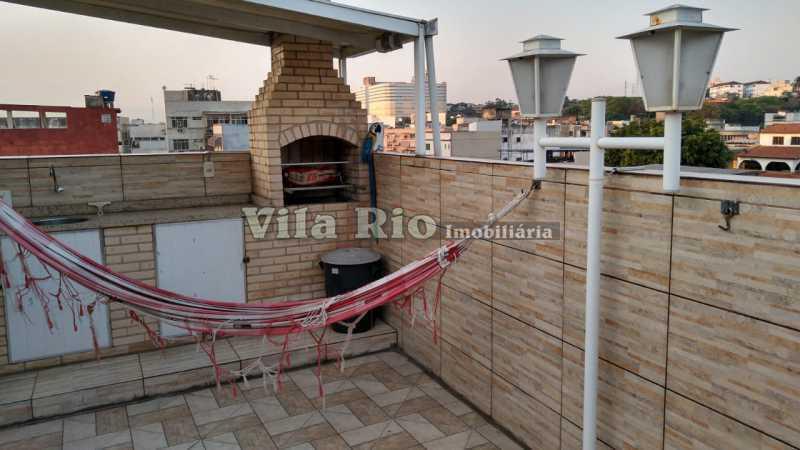 Churrasqueira - Casa em Condomínio 3 quartos à venda Vista Alegre, Rio de Janeiro - R$ 470.000 - VCN30012 - 27