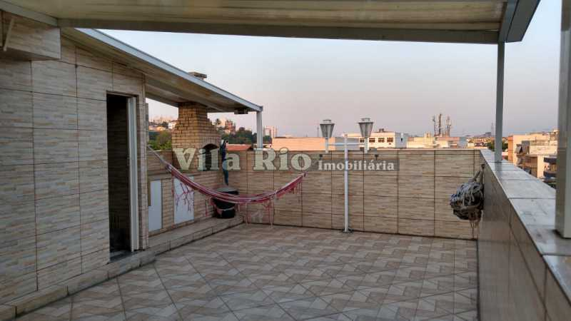 Terraço.1 - Casa em Condomínio 3 quartos à venda Vista Alegre, Rio de Janeiro - R$ 470.000 - VCN30012 - 29